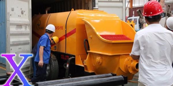 混凝土泵的型号选择及冷却方法——科尼乐