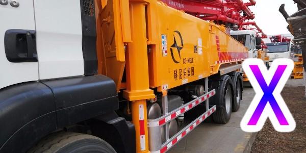 小型混凝土泵车的主要组成部分,组成一台完整的泵车——科尼乐集团