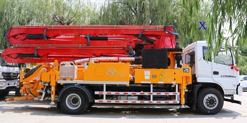 小型泵车车架的减震作用简析