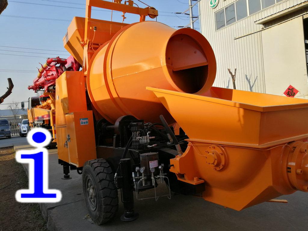 青岛小型混凝土泵车价格 (4)