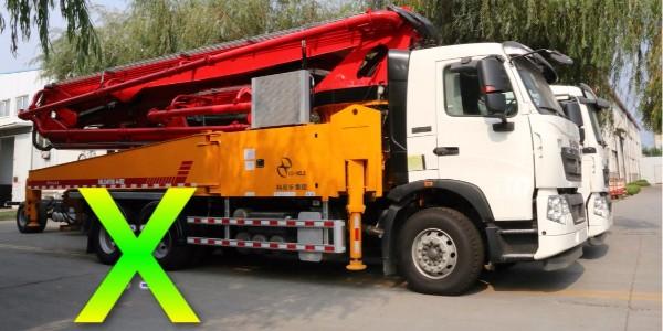 小型泵车液压系统的清洗及液压油的更换——科尼乐