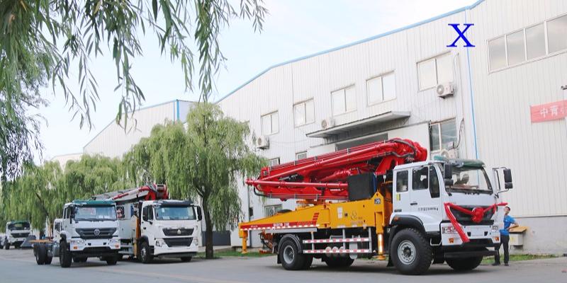 小型混凝土泵车哪些零部件容易损坏?——科尼乐