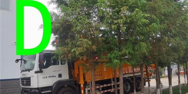 混凝土泵车的清洗过程中的注意问题