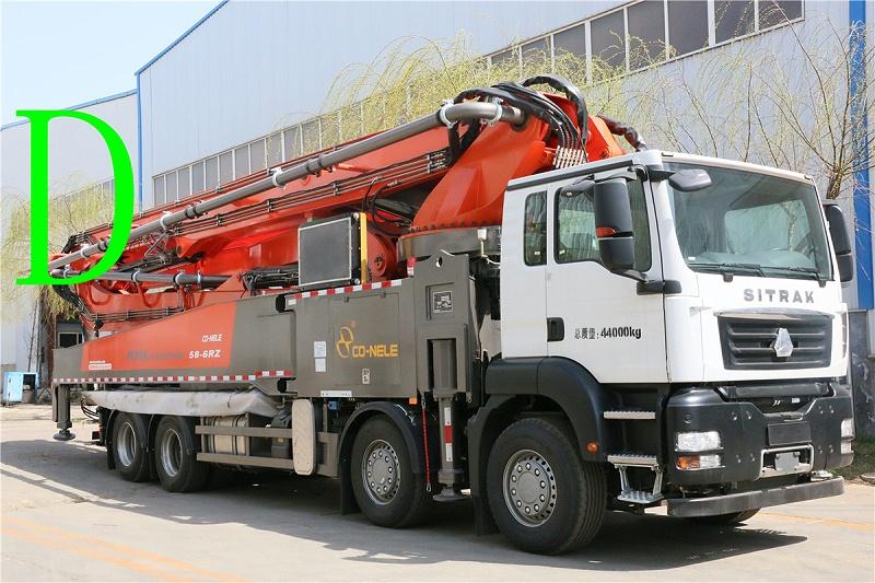 青岛混凝土泵车价格 (4)