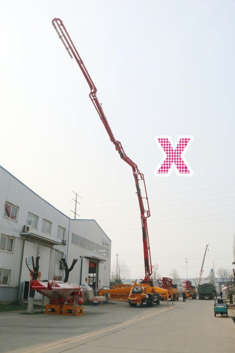 青岛小型混凝土泵车价格 (20)