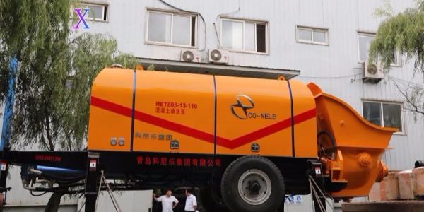 混凝土泵轻松泵送混凝土的妙招——科尼乐