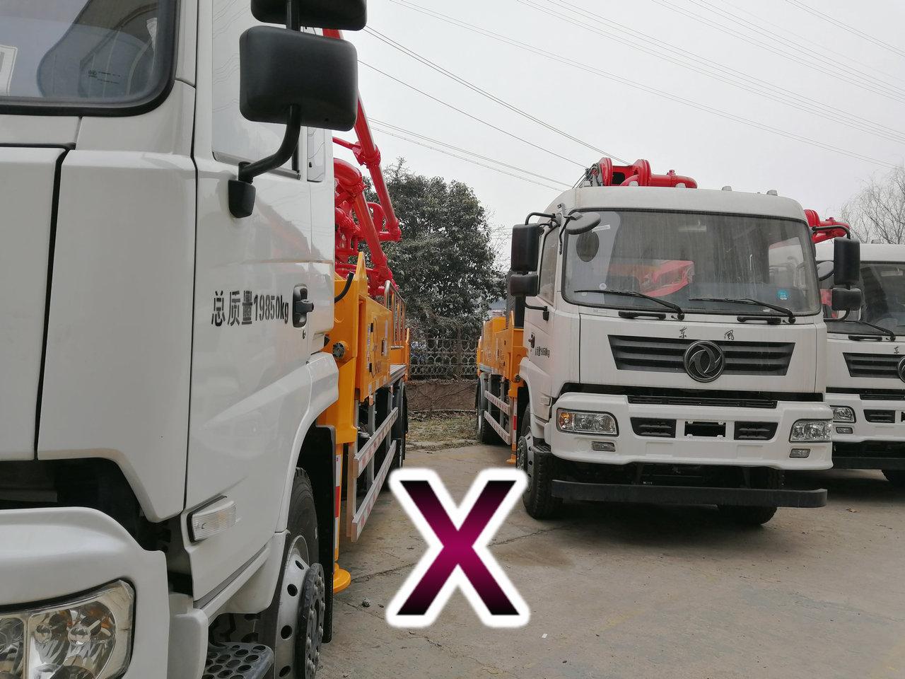 小型泵车青岛泵车