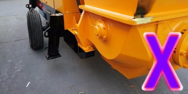 混凝土泵—高压小排量泵送与低压大排量泵送的选择标准