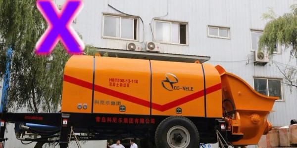 今日强推混凝土泵,内泄增加怎么解决?