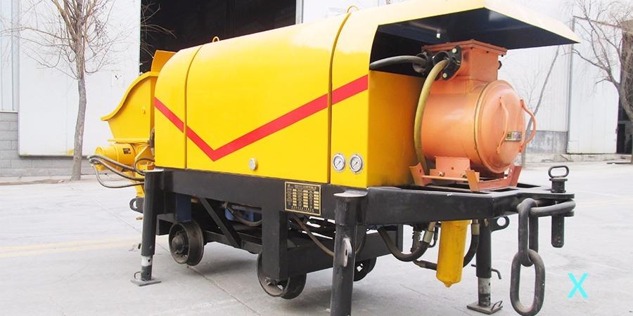科尼乐高铁制梁混凝土泵