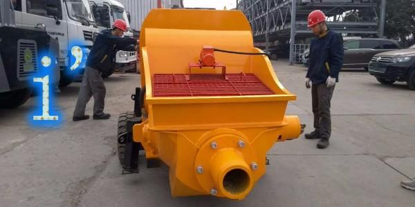 混凝土泵在打灰时,S管堵塞或泵体吸入空气该怎么处理?