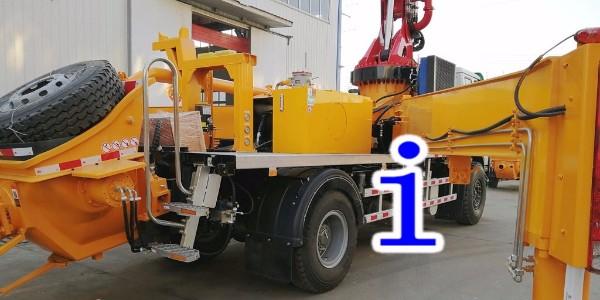 小型混凝土泵车液压油污染的预防措施早知道—科尼乐集团