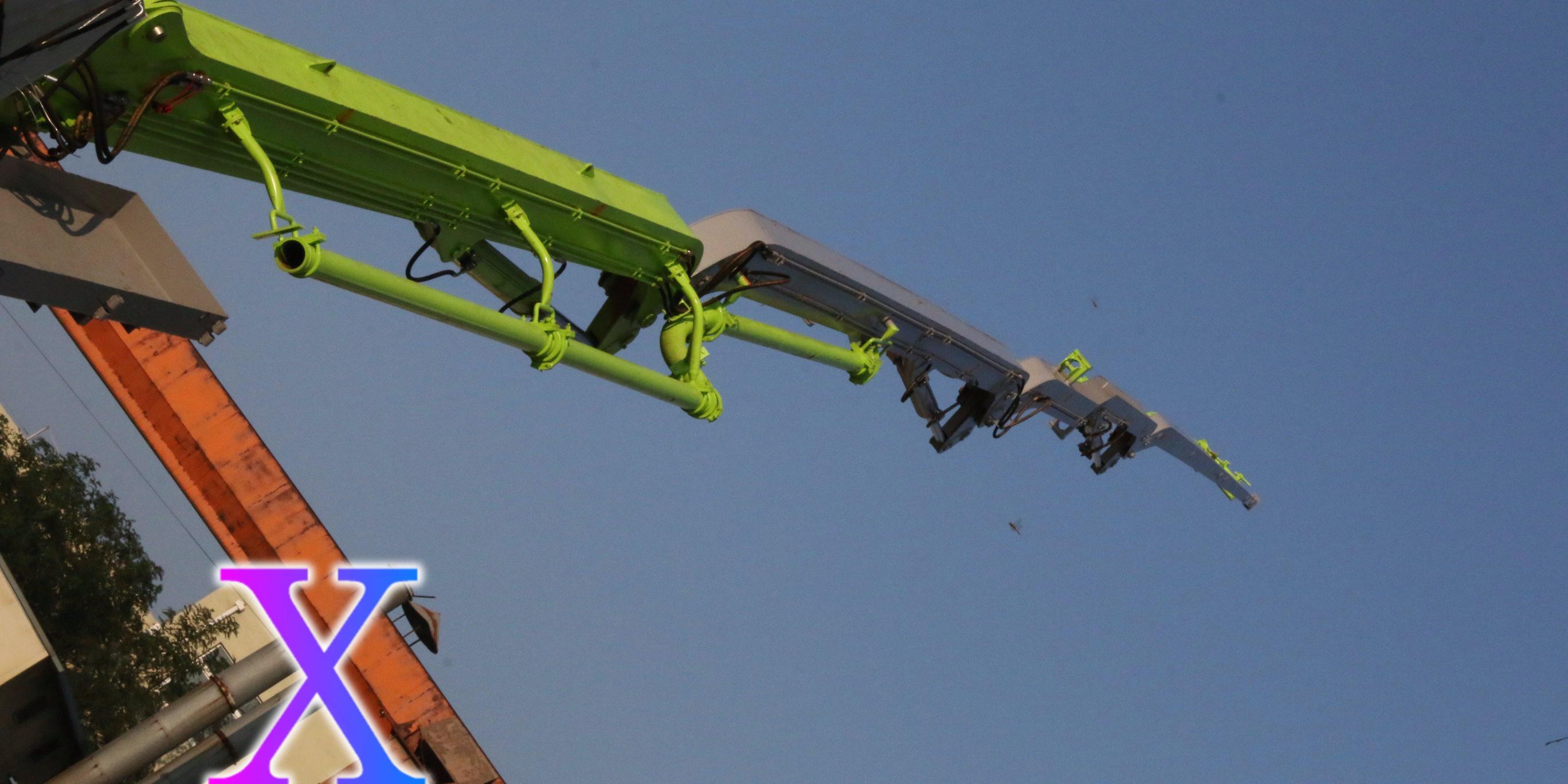 混凝土布料机的施工优势及产品特点(二)——科尼乐