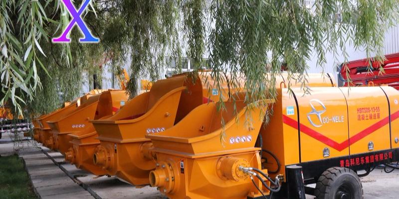 科尼乐混凝土泵管路布置原则