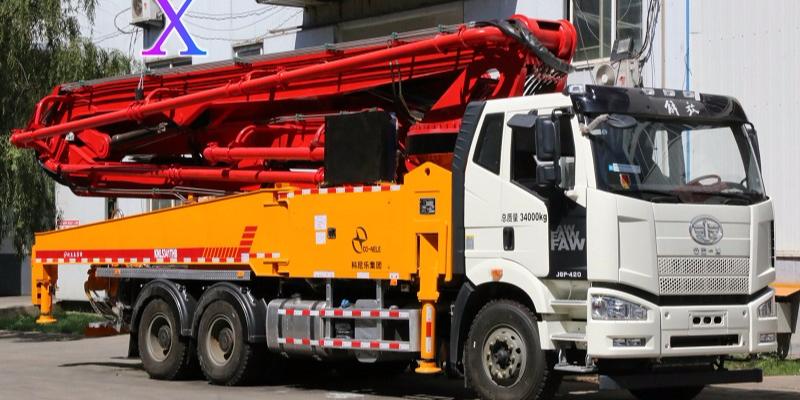 小型混凝土泵车柴油箱的保养和维护(二)