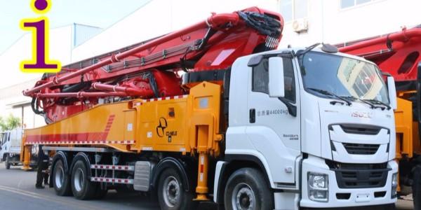 小型泵车垂直、侧斜布管的具体要求以及臂架伸展、操作的严苛条件