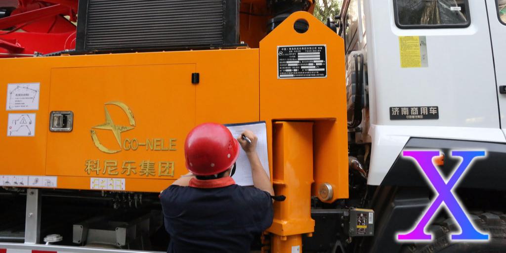 科尼乐小型混凝土泵车不能正常使用的原因分析